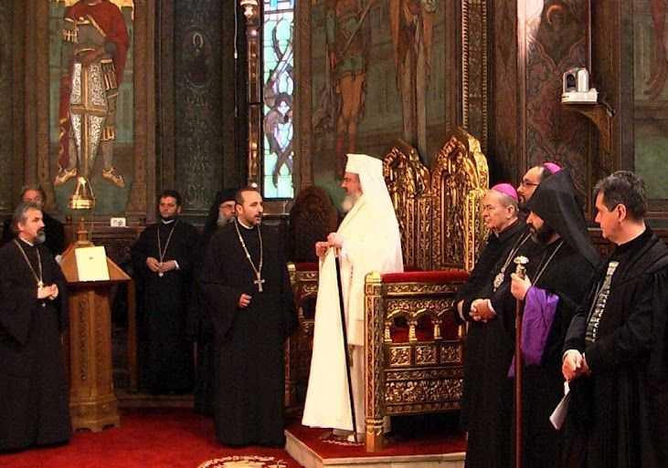 """NEXT LEVEL SAU NO LEVEL? PATRIARHIA ROMÂNĂ schimba """"randuiala"""" SAPTAMANII DE RUGACIUNE PENTRU UNITATEA CRESTINILOR. Catedrala patriarhala nu va mai gazdui evenimente de acest gen, se evita diplomatic RUGACIUNILE IN COMUN"""
