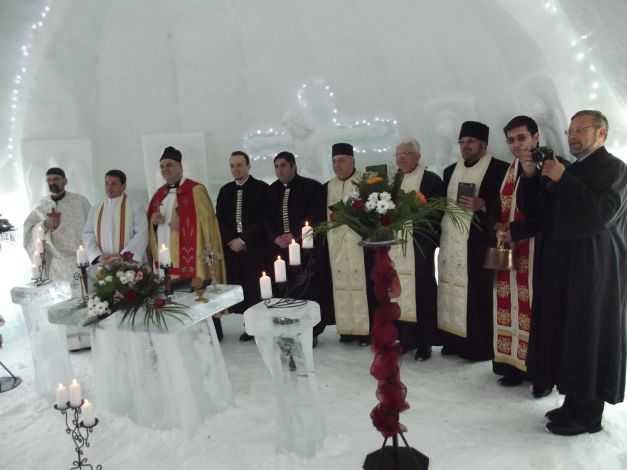 """""""BISERICA ECUMENICA"""" DE LA BALEA LAC – aceeasi rusine, an de an, pentru Mitropolia Ardealului"""