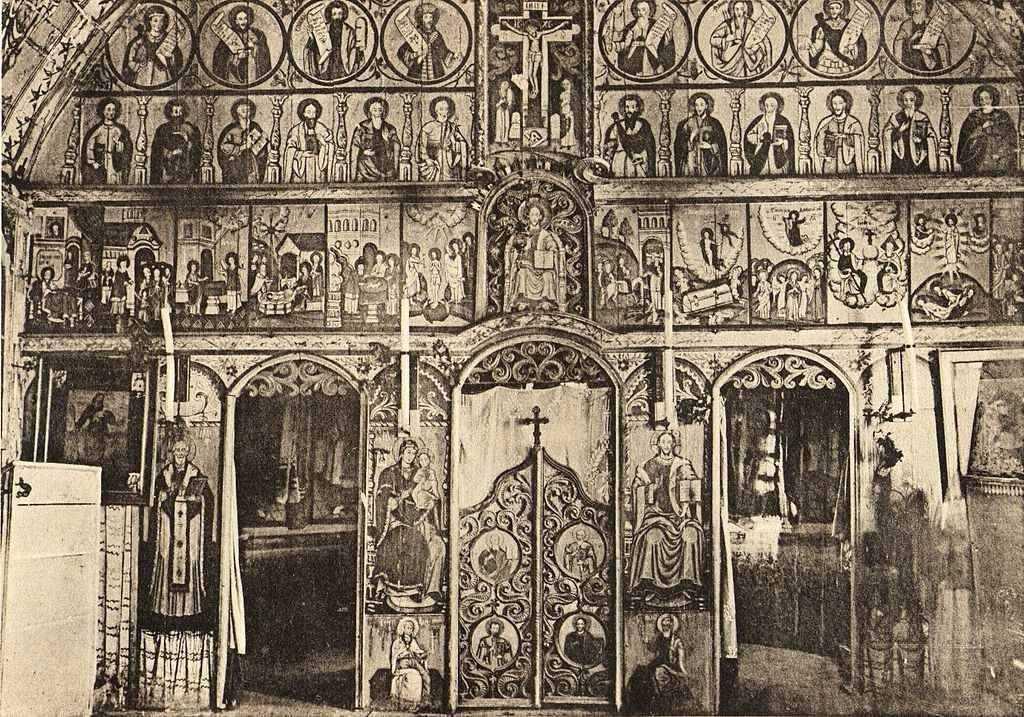 Biserica de lemn din Budeşti