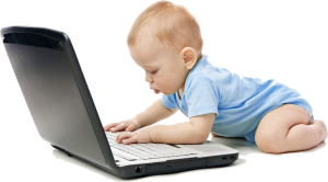 baby-using-computer-