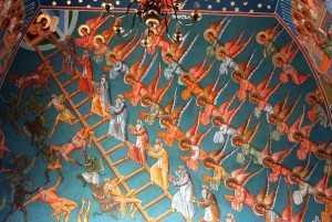 capela_invierea_domnului_pictura_scara_raiului