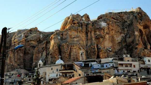 Maicile ortodoxe din Siria rapite de rebelii islamisti au fost eliberate