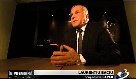 Laurentiu Baciu, presedinte LAPAR