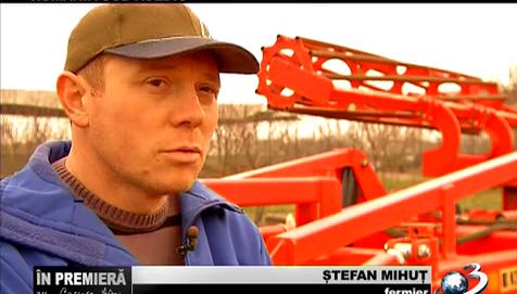 Stefan Mihut, fermier Nadlac