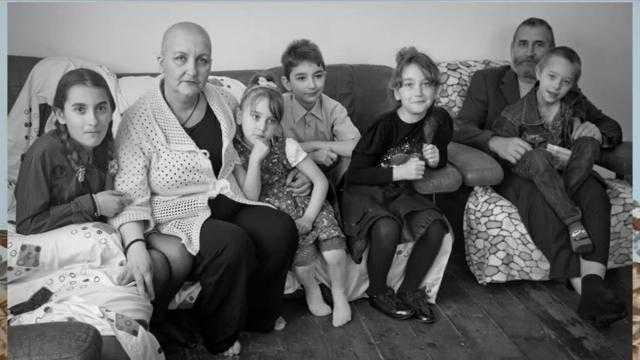 CANCERUL DRAGOSTEA MEA poza familia Grigore