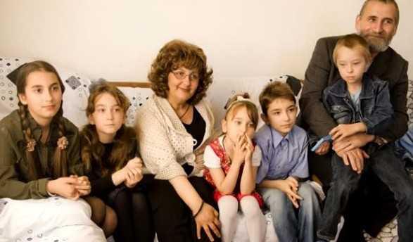 Familia MIOARA si VIOREL GRIGORE din Tartasesti