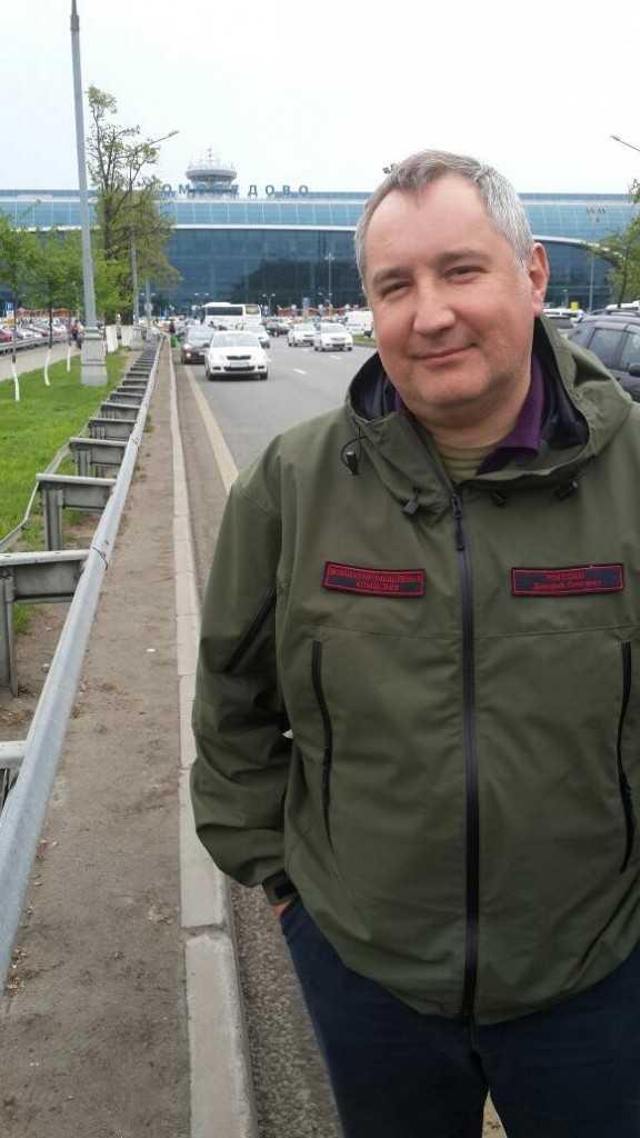Rogozin 10 mai 2014