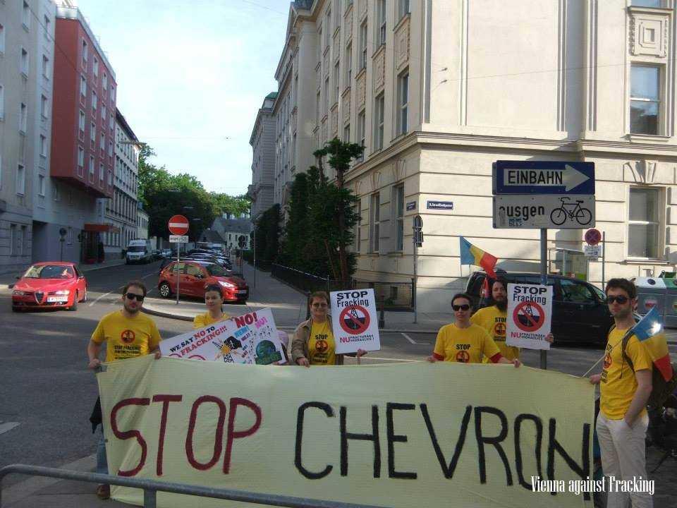 VIGILENTA CHEVRONISTICA. Reprezentantii BOR – haituiti pentru gazduirea unei conferinte anti-gaze de sist/ CHEVRON PLEACA DIN BULGARIA PENTRU A SE CONCENTRA PE ROMANIA