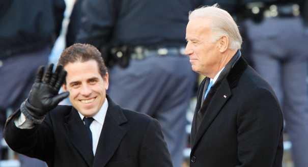 """Fiul vicepresedintelui BIDEN – proaspat numit in Consiliul de Administratie al celei mai mari COMPANII DE GAZ din UCRAINA. Casa Alba sfideaza bunul-simt: <i>""""Robert Hunter Biden este un cetatean privat""""</i>"""