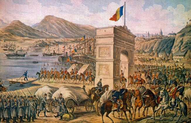 """RAZBOIUL – """"OSPATUL MORTII""""/ 9-10 mai 1877 – pomenirea eroismului romanesc si a jertfelor pentru INDEPENDENTA. Vremea cand SE MUREA """"FERICIT"""" PENTRU TARA"""