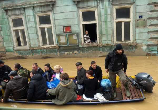 SERBIA-BOSNIA-WEATHER-FLOOD