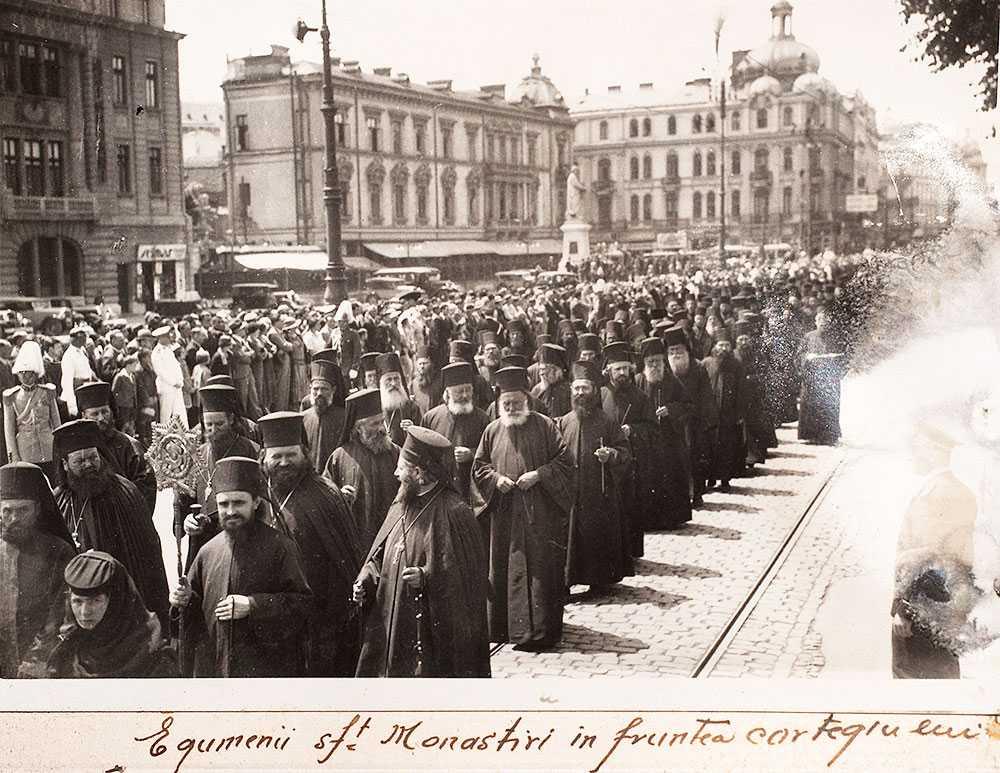 procesiune-cu-osemintele-domnitorului-c-tin-brancoveanu---21-mai-1934