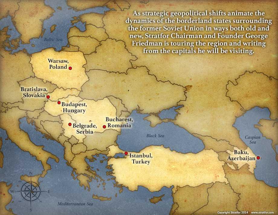 "<b>ROMANIA TREBUIE SA SE DESCURCE SINGURA</b>. Concluziile analizelor Stratfor despre ROLUL ROMANIEI in CORDONUL SANITAR anti-Rusia. Friedman: <i>""Interventia [americana] vine mult mai tarziu, DACA VINE VREODATA""</i>"