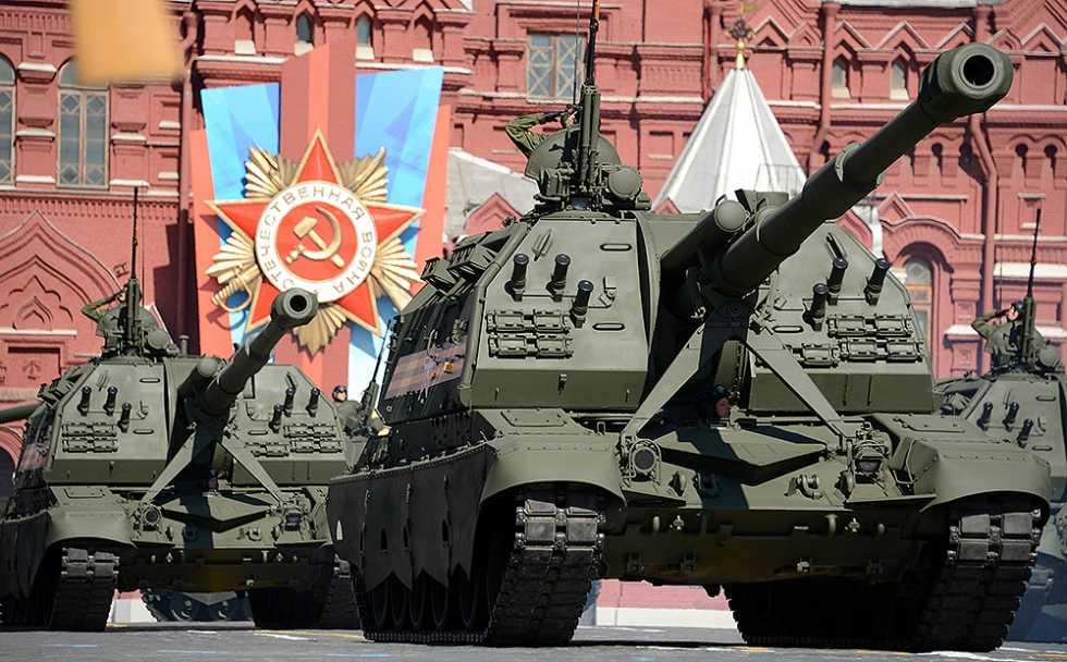 "<i>""ZIUA VICTORIEI""</i> – PRILEJ DE SFIDARE SI PARADA DE FORTA MILITARA A RUSIEI: <b>Putin in Crimeea, Rogozin la Tiraspol/ RUSIA face exercitii ostentative pentru un conflict NUCLEAR</b>/ Basescu face din conflictul din Ucraina prilej de PROPAGANDA pentru STATELE UNITE ALE EUROPEI/ Corlatean despre <i>""lucrurile care pot pune sub semnul intrebarii FRONTIERELE""</i>"