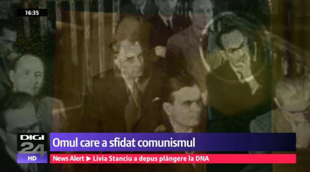 """DOCUMENTAR GEORGE MANU (video). Marturii despre procesul-mascarada al """"MARII FINANTE"""" si martirajul unui mare român: <i>""""Sa le spui tuturor ca n-am facut niciun compromis!""""</i>"""