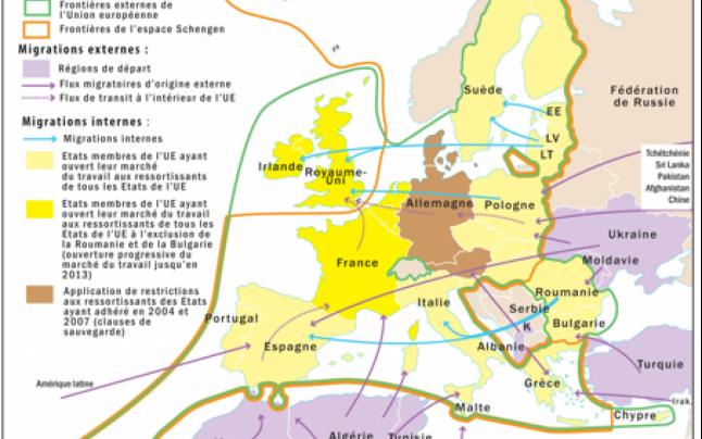 """<i>Ingradirea saracimii din est</i>. MERKEL, CAMERON si alti lideri europeni cauta sa limiteze """"ABUZURILE"""" migratiei romanesti"""