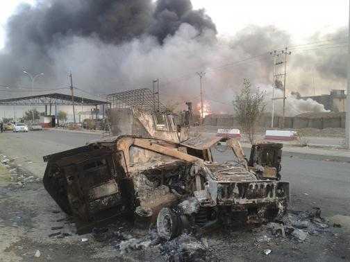 """Criza puternica in IRAK: Grupul terorist """"STATUL ISLAMIC AL IRAKULUI SI LEVANTULUI"""" controleaza o intreaga provincie. Peste jumatate de milion de refugiati/ Turcia ameninta cu o RIPOSTA DURA"""