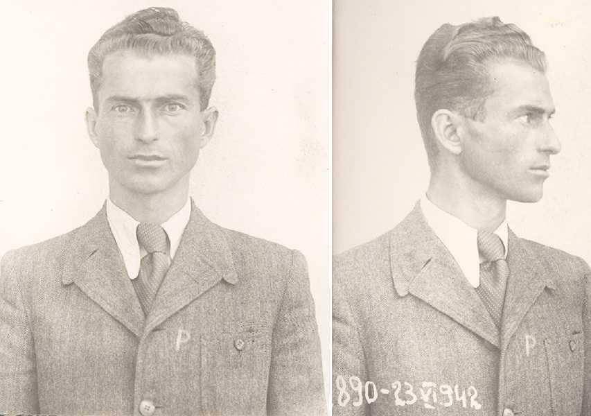 anghel-papacioc-primul-arest-din-1942