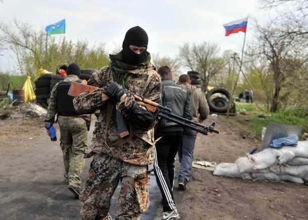 UCRAINA: SFARSITUL ARMISTITIULUI. Fortele armate au reluat OFENSIVA in EST. PUTIN afirma ca RUSIA trebuie sa-si apere civilizatia si COMUNITATILE de rusi din afara granitelor