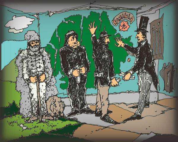 LUPTA ANTICORUPTIE NU ESTE SI PENTRU STRAINI (Video). Razboiul pe care deja l-am pierdut: cel economic. DEZBATERI TV CU PAVEL ABRAHAM, RAZVAN SAVALIUC, MIRCEA COSEA, GHEORGHE PIPEREA DESPRE PROCURORI SI AMBASADE, RESURSE NATIONALE SI INTERESE STRAINE/ Romania – PRIZONIERA importurilor alimentare