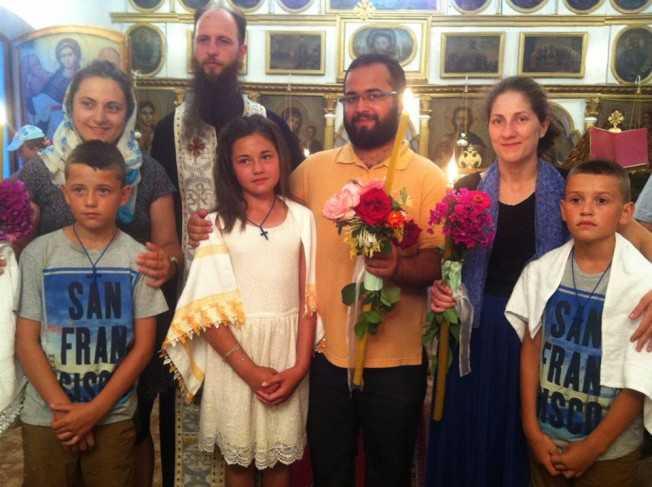 botez_copii_tabara_din_pridvorul_satului_2