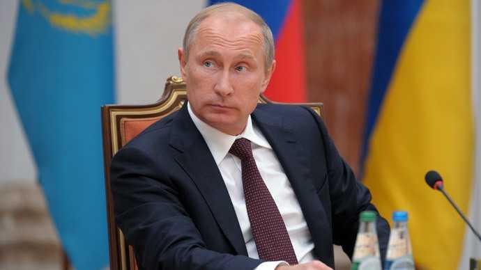 Contraatacul lui Putin: <i>&#8220;E MAI BINE SA NU VA CONFRUNTATI CU RUSIA, CARE E O MARE PUTERE NUCLEARA&#8221;</i>. Liderul rus vrea un STAT RUSOFON IN ESTUL UCRAINEI