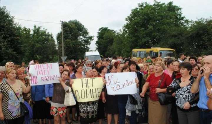 Mii de români urmeaza sa fie mobilizati in Armata Ucrainei