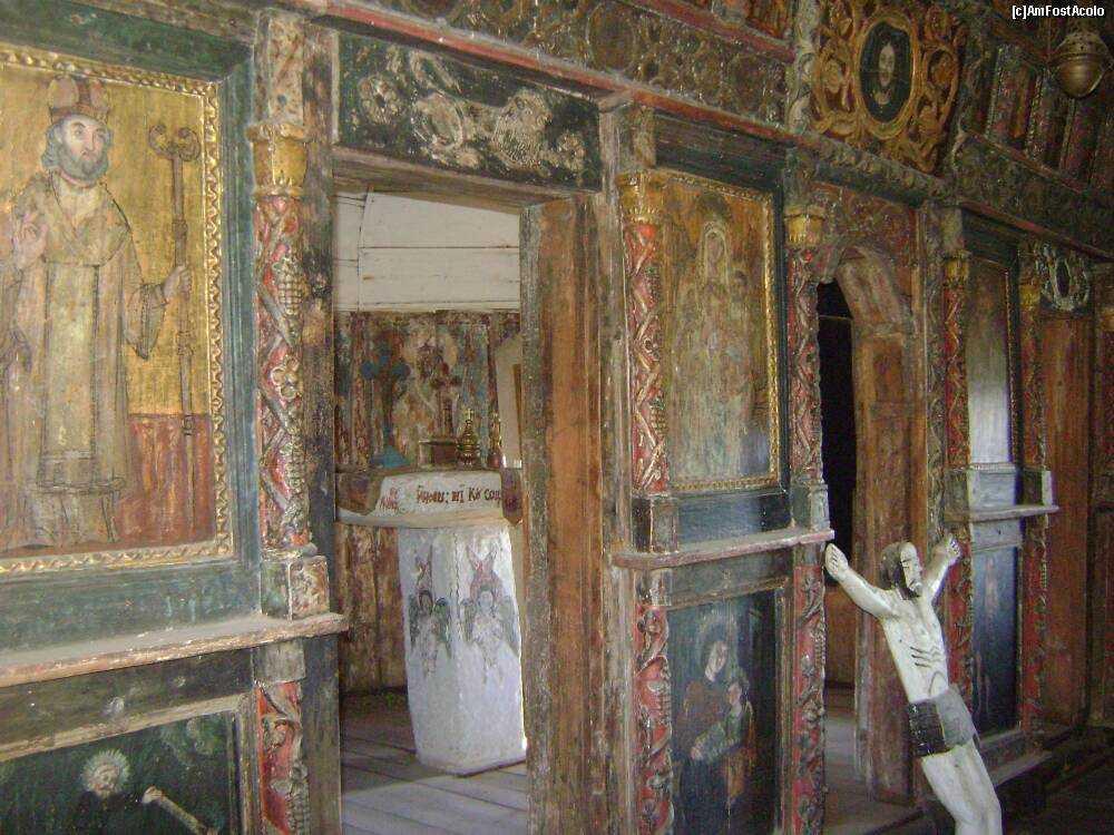 Complexul Muzeal Andrei Bojor,Muresenii de Campie - biserica de leman Sarmasu