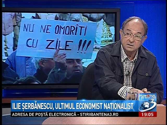 Ilie Serbanescu: VATAFII INTERNI PREGATESC O NOUA URGIE PENTRU ROMÂNI