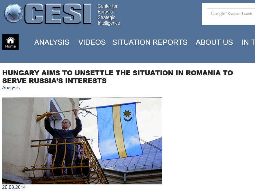 """Dezvaluiri explozive: SERVICIILE SECRETE RUSESTI COLABOREAZA CU LIDERII MAGHIARI DIN ROMANIA/ Putin i-ar fi spus lui Barroso: <i>""""Daca vreau, ocup Kievul in doua saptamani""""</i>/ PREMIERUL POLONEZ a devenit PRESEDINTELE UE. Cum ne va afecta?"""