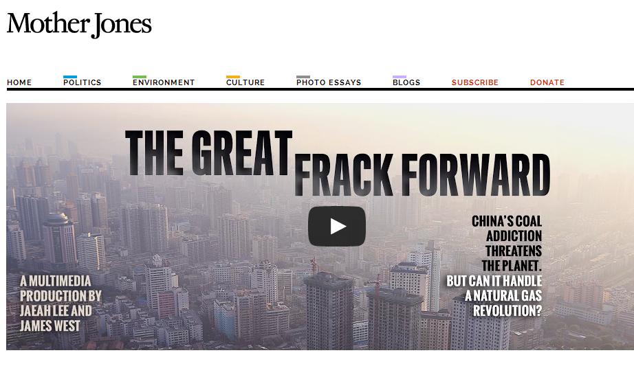 FRACTURAREA HIDRAULICA LOVESTE SI IN CHINA. Cum incearca China sa scape de aerul poluat otravind pamantul (VIDEO)