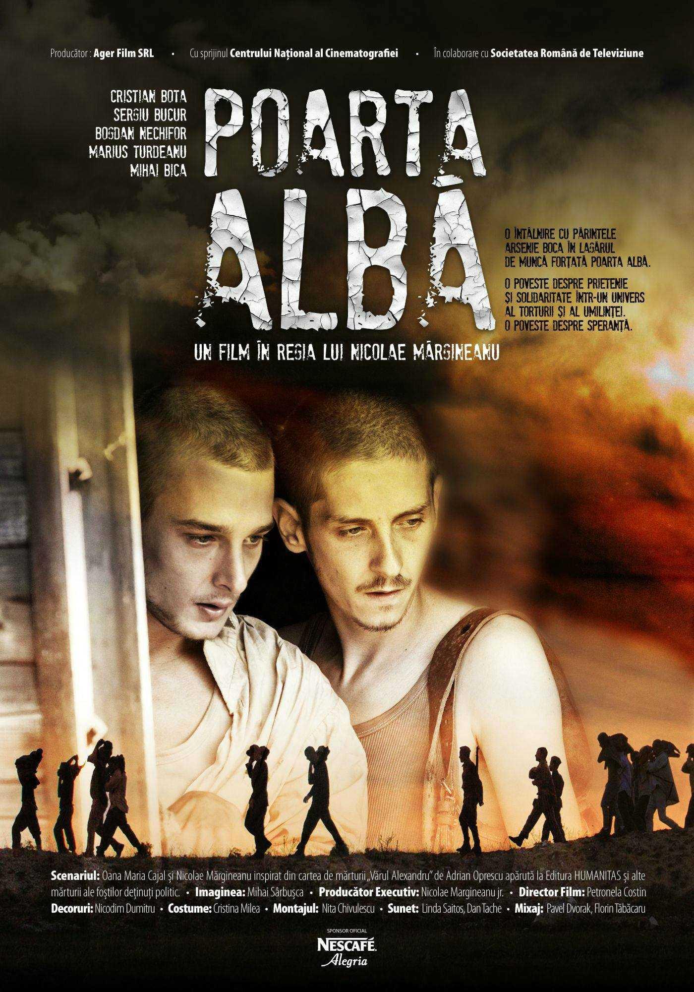 """<b>""""POARTA ALBA""""</b> – un film-marturie despre GULAGUL ROMANESC lansat in curand. Interviu cu regizorul NICOLAE MARGINEANU: <i>""""Comunistii aveau nevoie de un popor obedient si infricosat si aceasta stare se obtinea prin teroare""""</i>"""