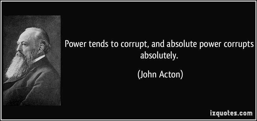 CE CAUZEAZA CORUPTIA?