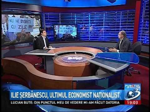 ultimul nationalist - Ilie Serbanescu, A3