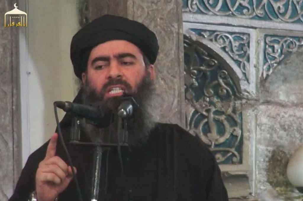 Abu-Bakr-al-Baghdadi
