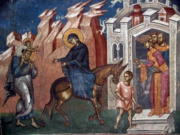 """<b>PRUNCUL PRIBEAG. <i>""""Am sărbătorit Crăciunul! Dar unde este Iisus acum?""""</i></b>/ CINE NE-A FURAT SARBATORILE?"""