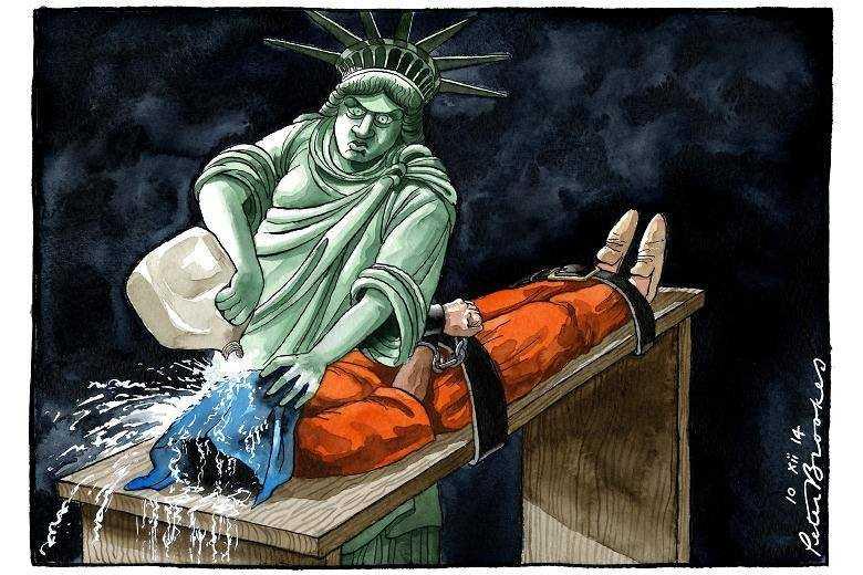 update: TORTIONARII SI COMPLICII CIA – MAI PRESUS DE LEGE/ TORTURILE CIA – marturii de la prizoneri nevinovati. Guantanamo, dronele si INSTRUMENTALIZAREA ADEVARULUI