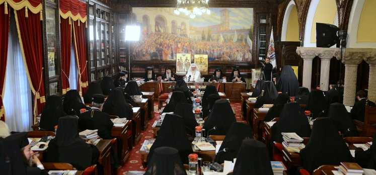 Sfantul Sinod al BOR sustine ALTERNATIVA PENTRU CARDUL DE SANATATE! Sinodul a discutat si masuri pentru mentinerea OREI DE RELIGIE
