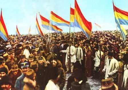 unirea din 1918