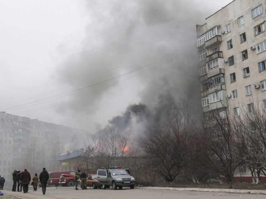 """Parlamentul Ucrainei a declarat Rusia drept """"STAT AGRESOR"""". Ce implicatii vor exista?/ Noi sanctiuni pentru Rusia, care ameninta cu REPRESALII/ Generalul Degeratu: RUSIA NU SE VA OPRI PANA LA GURILE DUNARII"""