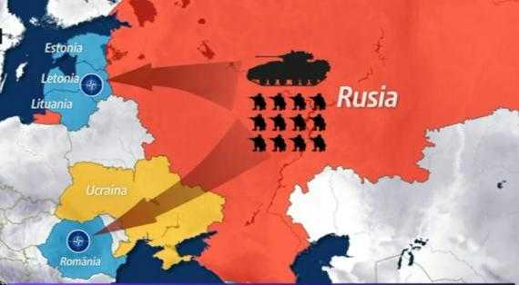 Stratfor prezice DISOLUTIA RUSIEI si recuperarea teritoriilor de catre ROMANIA/ Razboi total in Europa?/ ROMANIA – IZOLATA REGIONAL SI POTENTIALA TINTA. Va pune Rusia la incercare NATO? (Video)/ Orban acuza Romania/ Lituania reintroduce serviciul militar OBLIGATORIU