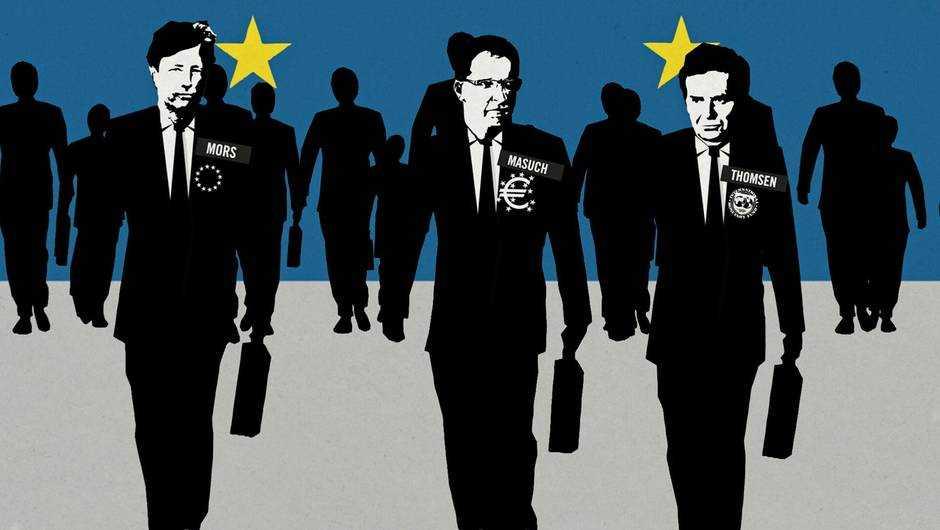 <i>&#8220;PUTERNICA SI NECONTROLATA: TROIKA&#8221;</i> (documentar Video-ARTE). Yanis Varoufakis, actualul ministru de finante al Greciei: INDATORAREA GRECIEI A FOST O CRIMA IMPOTRIVA UMANITATII. ELITELE POLITICE AU FACUT UN PACT FAUSTIC CU BANCHERII