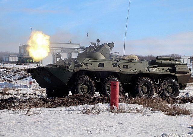 BALANS PE MARGINEA RAZBOIULUI/ Ambasador rus: tarile cu scut antiracheta vor deveni TINTA pentru RACHETE NUCLEARE/ Exercitii militare ample rusesti, miscari de trupe si arme NATO