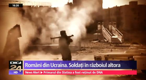 """DIN ORORILE RAZBOIULUI DIN UCRAINA. Experientele cumplite ale romanilor implicati in razboiul altora (Reportaj <i>""""DIN INTERIOR""""</i> – VIDEO). <i>""""Nu e razboiul romanilor, nu este nici al poporului ucrainean""""</i>"""