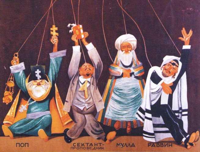 soviet-antireligious-poster1
