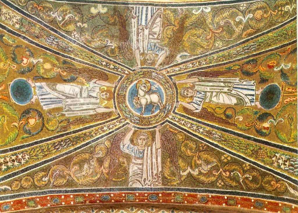 unknown-artist-the-lamb-of-god-cattedrale-di-santa-maria-assunta-torccello-venezia-italy-late-11th-century1