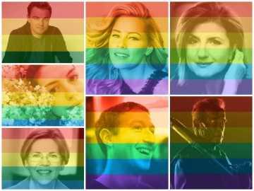 """De ce monitorizeaza FACEBOOK utilizatorii care folosesc CURCUBEUL LGBT in PROFIL pentru a """"celebra"""" decizia Curtii Supreme din SUA?"""