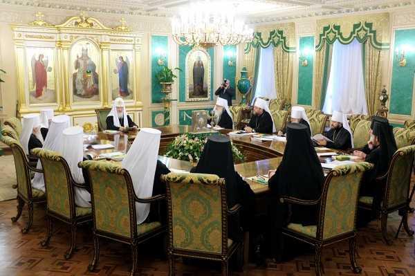 Sinodul Bisericii Rusiei a RESPINS documentul despre DISCRIMINARE pregatit pentru SINODUL PANORTODOX