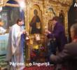 Agresiune ASUR impotriva unui preot care a refuzat sa impartaseasca din lingurita adusa de acasa