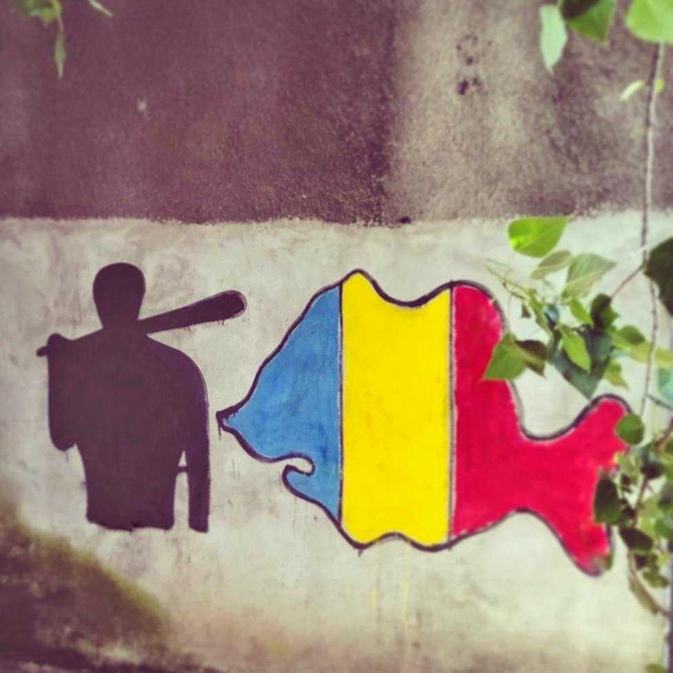 SE DESFASOARA UN RAZBOI PSIHOLOGIC IMPOTRIVA ROMÂNIEI. Brad Florescu: <i>Tot ceea ce ne-a permis sa supravietuim pana acum se afla sub un asediu menit dezarmarii noastre mentale</i>